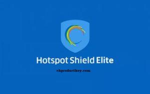 Hotspot Shield Elite VPN 1 Year License Key