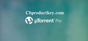 uTorrent Pro Keygen